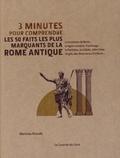 Matthew Nicholls - 3 minutes pour comprendre les 50 faits les plus marquants de la Rome antique.