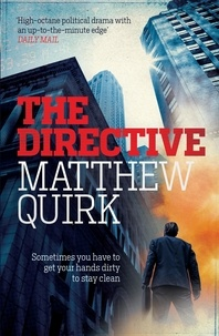 Matthew Quirk - The Directive (Mike Ford 2).