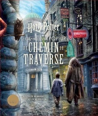 Matthew Reinhart et Kevin M. Wilson - Le grand livre pop-up du Chemin de Traverse - D'après les films Harry Potter.