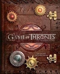 Matthew Reinhart et Michael Komarck - Le trône de fer (A game of Thrones)  : Le guide de Westeros - Livre pop-up.