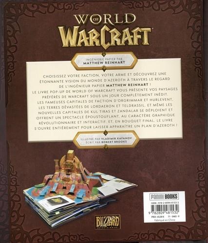 World of Warcraft. Le livre Pop-up
