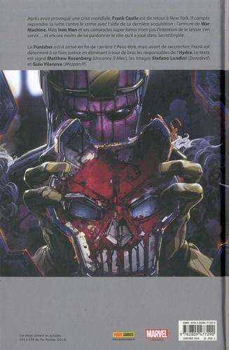 Punisher Legacy Tome 2 Criminel de guerre