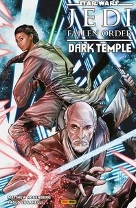 Matthew Rosenberg - Star Wars: Jedi Fallen Order - Dark Temple.