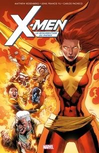 Matthew Rosenberg - X-Men - La résurrection du Phénix.