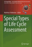 Matthias Finkbeiner - Special Types of Life Cycle Assessment.
