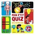 Matthias Malingrëy - Mon p'tit quiz sciences.