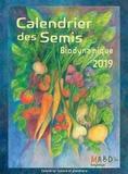 Matthias Thun et Maria Thun - Calendrier des semis biodynamique.