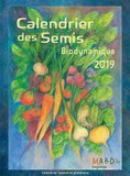 Matthias Thun et Maria Thun - Calendrier des semis - Biodynamique.