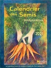 Matthias Thun et Maria Thun - Calendrier des semis - Biodynamique. Jardinage, agriculture. Tendances météorologiques.