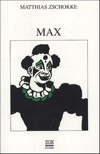 Matthias Zschokke - Max.