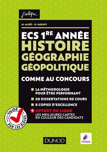 ECS 1re année - Format PDF - 9782100784868 - 16,99 €