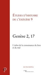 Matthieu Arnold - Genèse 2, 17 - L'arbre de la connaissance du bien et du mal.