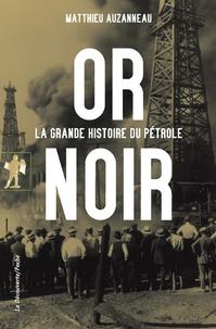 Matthieu Auzanneau - Or noir - La grande fête du pétrole.