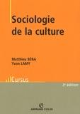 Matthieu Béra et Yvon Lamy - Sociologie de la culture.