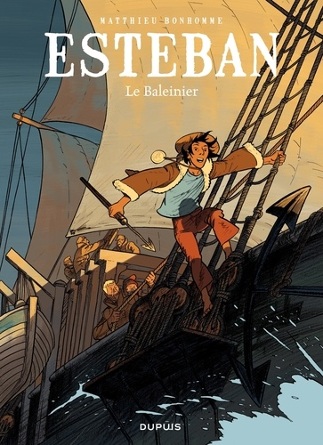 Esteban Tome 1 Le Baleinier