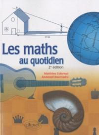 Deedr.fr Les maths au quotidien Image