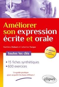 Améliorer son expression écrite et orale - Toutes les clés.pdf