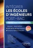 Matthieu Dubost - Intégrer les écoles d'ingénieurs post-bac - Avenir, Puissance Alpa, Fésic, Geipi Polytechnique, ESIEE, Advance, Efrei, Unilasalle.