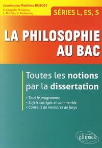 atout bac philosophie terminale l es dissertation et epreuve orale