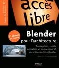 Matthieu Dupont de Dinechin - Blender pour l'architecture - Conception, rendu, animation et impression 3D de scènes architecturales.