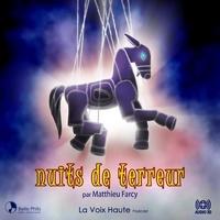 Téléchargez des ebooks au format epub gratuitement Nuits de terreur en francais