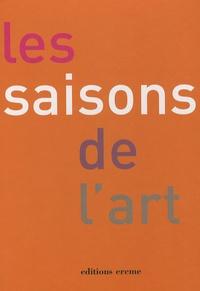 Matthieu Flory - Les Saisons de l'art - Le printemps, L'été, L'automne, L'hiver.