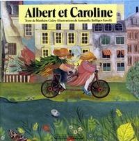 Matthieu Galey - Albert et Caroline.