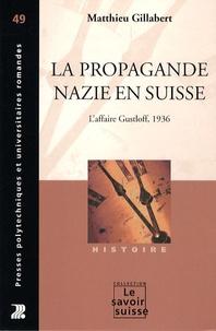 La propagande nazie en Suisse - Laffaire Gustloff, 1936.pdf