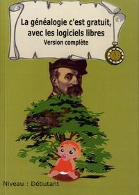 Matthieu Giroux - La généalogie c'est gratuit, avec les logiciels libres.