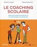Matthieu Grimpret - Le coaching scolaire - Aidez votre enfant à découvrir et à développer son potentiel.