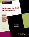 Matthieu Houser et Fabien Connétable - L'épreuve de questions à réponse courte aux concours.