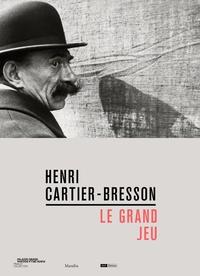 Matthieu Humery et Sylvie Aubenas - Henri Cartier-Bresson - Le grand jeu.