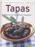 Matthieu Masselot - Tapas - Petits en-cas typiquement espagnols.