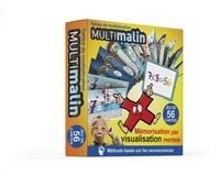 Matthieu Protin - Tables de multiplication - Jeu de 56 cartes, mémorisation par visualisation mentale.