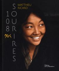 Matthieu Ricard - 108 sourires.