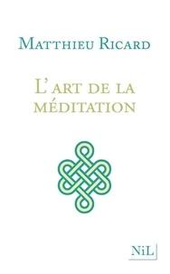 Matthieu Ricard - L'art de la Méditation - Pourquoi méditer ? sur quoi ? comment ?.