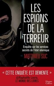 Deedr.fr Les espions de la terreur Image