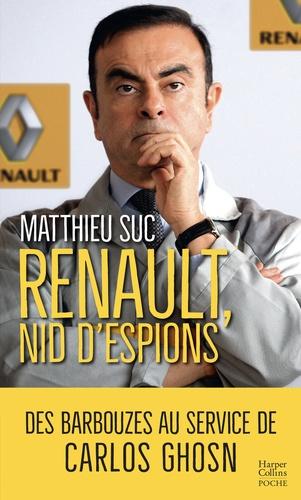 Renault, nid d'espions - Format ePub - 9791033904762 - 7,99 €