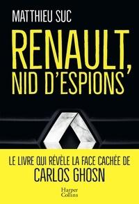 Téléchargement gratuit d'ebook pour pc Renault, nid d'espions