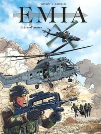 Matthieu Sylvain et Nelson Castillo - EMIA - Frères d'armes.
