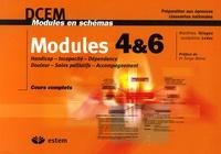 Matthieu Talagas et Joséphine Leduc - DCEM Modules 4 & 6 - Handicap, Incapacité, Dépendance, Douleur, Soins palliatifs, Accompagnement.
