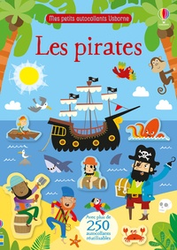 Mattia Cerato et Kirsteen Robson - Les pirates.