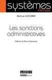 Mattias Guyomar - Les sanctions administratives.