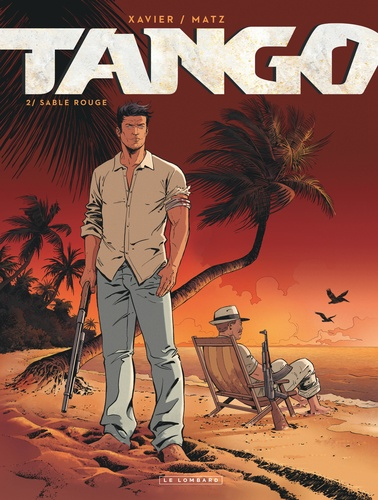 Tango Tome 2 Sable rouge