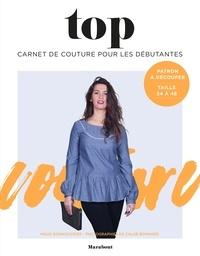 Maud Bonnouvrier - Top - Carnet de couture débutante.