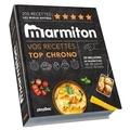 Maud Boulin et Jean-Louis Broust - Vos recettes top chrono Marmiton - 200 recettes les mieux notées.