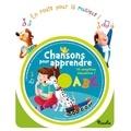 Maud Brougère et  Desinz - Chansons pour apprendre. 1 CD audio