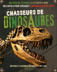 Maud Brougère et Nestor Taylor - Chasseurs de dinosaures.