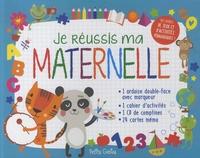 Deedr.fr Je réussis ma maternelle - Avec 1 ardoise double-face et 1 marqueur Image
