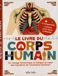 Maud Brougère - Le livre du corps humain.